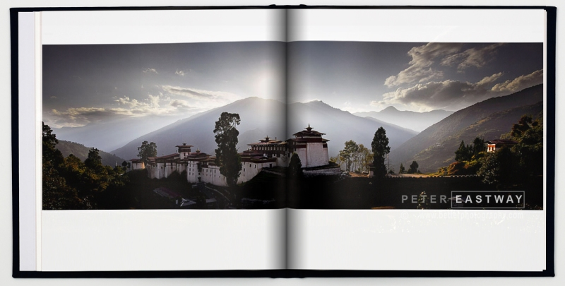 Panoramas and spreads look fantastic in a photo book