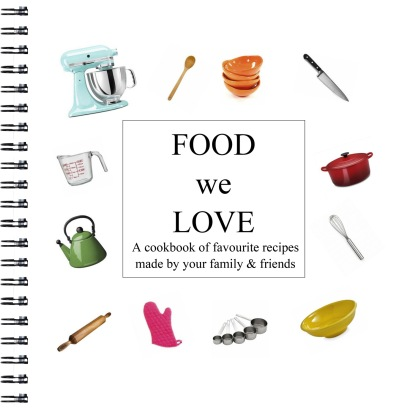 FOOD we LOVE © Georgia Martin