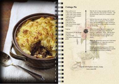 Recipes for Rebecca © Deidre Cassidy