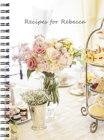 (cover) Recipes for Rebecca © Deidre Cassidy