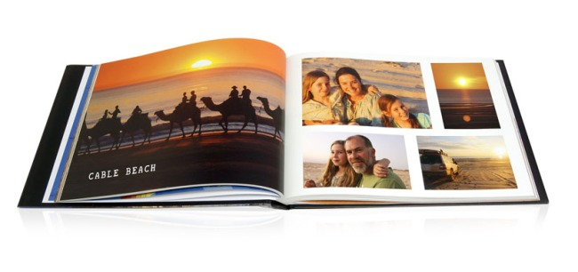 Family Travel Big Trip Book