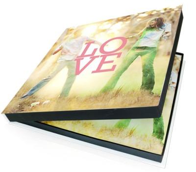 LOVE Cover Box + Book