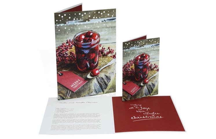 Cherry-Card