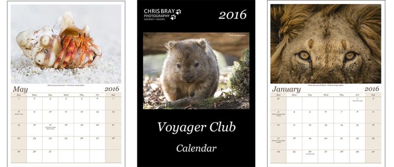 VOyager-Calendar